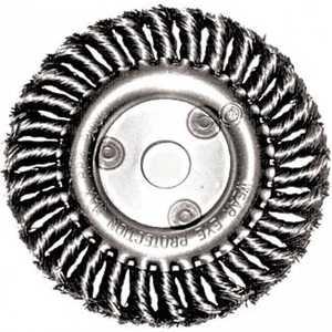 Корщетка-колесо FIT 180мм витая (39108)