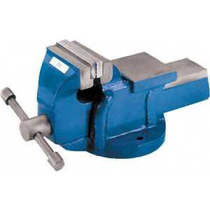 Тиски станочные FIT 100мм ( 6.5 кг.) (59610) станочные поворотные усиленные тиски fit it 59727