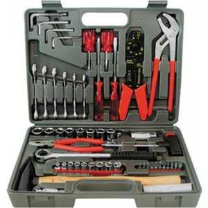 Набор инструментов FIT 100шт 1/2+1/4 (65101) набор торцевых головок jonnesway 3 8dr 6 22 мм и комбинированных ключей 7 17 мм 36 предметов