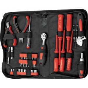 Набор инструментов FIT 45 предметов (65140) разводной ключ fit it 150 мм 70115