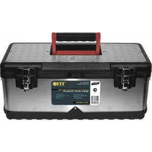 Ящик для инструментов FIT 23'' 59х28х22.5см облицовка из нержавеющая стали (65603)