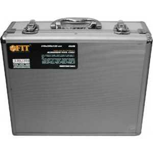 Ящик для инструментов FIT 34х28х12см алюминиевый (65610)