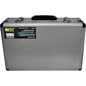 Ящик для инструментов FIT 43х31х13см алюминиевый (65620)