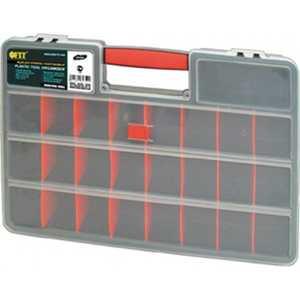 Ящик для крепежа FIT 18 46x32x8см (65650) ящик для крепежа stels 90708