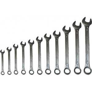 Набор ключей комбинированных FIT 12шт 6-22мм (63413)