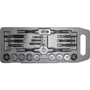 Лерки - метчики FIT легированная сталь ''Профи'' набор 20шт (70805)