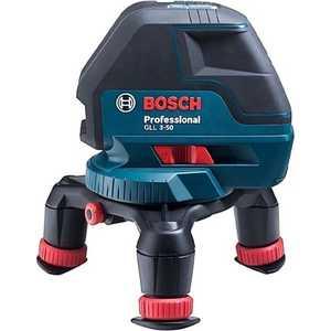 Построитель плоскостей Bosch GLL 3-50 + BM1 + LR2 L-Boxx (0.601.063.803)