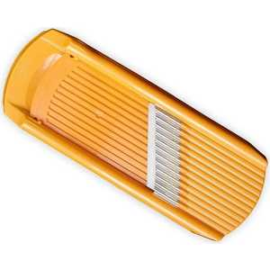 Вафельная овощерезка Borner Deco-Star оранжевая 3220096