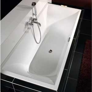 Ванна квариловая Villeroy Boch La belle встр 180x80 белая с ножками (UBQ180LAB2V-01)