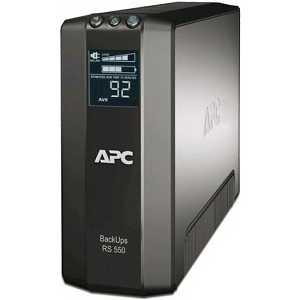 ИБП APC Back-UPS RS 550VA/330W, 230V (BR550GI) цены онлайн