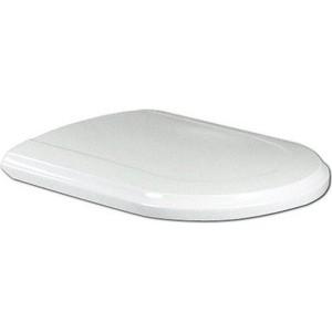Villeroy Boch Hommage сиденье. soft close белый альпин/латунь (8809 S6R1) villeroy boch architectura сиденье для унитаза с крышкой белый альпин 9m58 s101