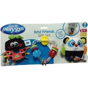 Playgro Игровой набор (3 погремушки) 182431