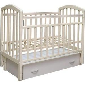 Кроватка Антел Алита-6 (слоновая кость) кроватка антел каролина 5 слоновая кость