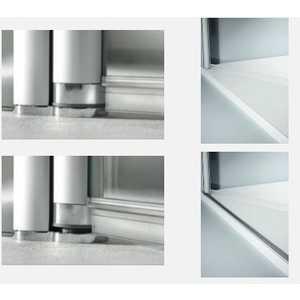 Набор Huppe Design elegance дополнительный для ниши 190 глянцевый хром (8E2601.092)