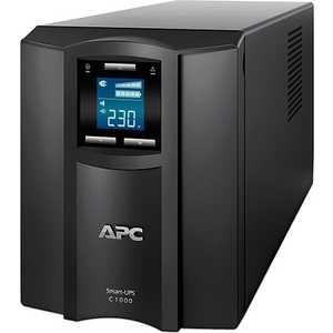 ИБП APC Smart-UPS SMC1000I 1000VA ибп apc by schneider electric smart ups 1000 smc1000i 2u