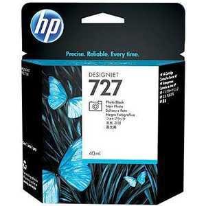 Картридж HP 727 черный (B3P17A)  цена