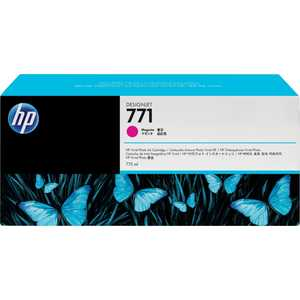 Картридж HP 771C пурпурный (B6Y09A) картридж hp cf213a 131a пурпурный