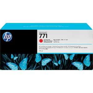 Картридж HP 771C красный (B6Y08A) картридж hp 771c хроматический красный [b6y08a]
