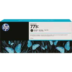 Картридж HP 771C черный (B6Y07A) компактный фотопринтер hp sprocket черный