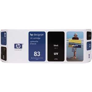 где купить  Картридж HP C4941A cyan №83 (C4941A)  дешево