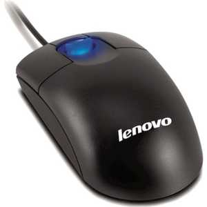Мышь Lenovo 3-Button ScrollPoint Wheel (31P7405)