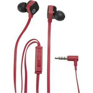 HP H2300 In Ear Flyer Red Headset (H6T18AA)