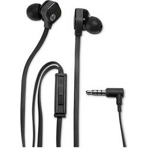 HP In Ear H2300 Black Headset (H6T14AA)