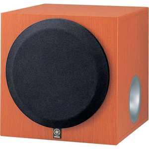 Сабвуфер Yamaha YST-SW012, cherry yamaha yst 1000 sound projector дешево