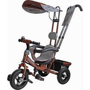 Велосипед 3-х колесный Mini Trike (коричневый) (12''10'') LT-950A