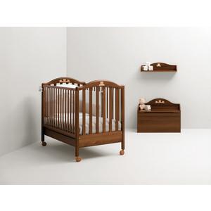 Кроватка Mibb Tender Noce Antico (темный орех) LI003NA mibb stella