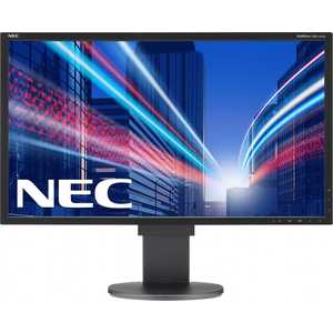 Монитор Nec EA273WMi Black монитор nec 24 accusync as242w as242w