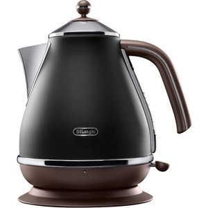 Чайник электрический DeLonghi KBOV 2001.BK чайник delonghi kbov2001 bk
