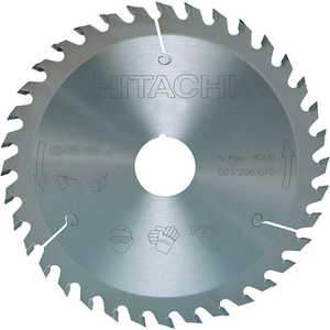 Диск пильный Hitachi 335х30мм 40зубьев TCT Saw Blade (752477) tct saw blade 60teeth with core hole 25mm for wood working from professional company at good price fast delivery