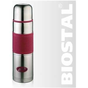 Термос 1 л Biostal розовый NB-1000P-R