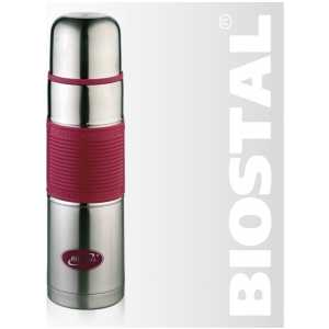 Термос 1 л Biostal розовый NB-1000P-R удилище спиннинговое black hole rimer rockfish s 802lul t