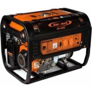 Генератор бензиновый ErgomaX ER 4000E