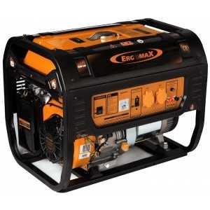 Генератор бензиновый ErgomaX ER 5400E
