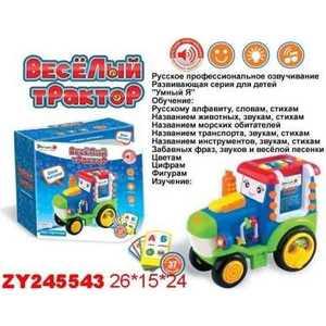 Обучающий трактор Zhorya ''Умный Я'' Х75381