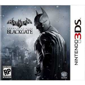 Игра для 3DS  Batman Arkham Origins Blackgate (3DS, английская версия)
