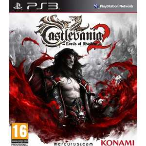 Игра для PS3  Castlevania: Lords of Shadow 2 (PS3, английская версия)
