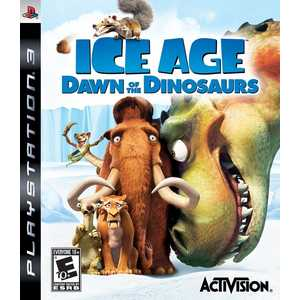 Игра для PS3  Ice Age 3: Dawn of the Dinosaurs (PS3, английская версия)