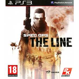 Игра для PS3  Spec Ops: The Line Fubar Edition (PS3, английская версия)