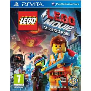 Игра для PS Vita  LEGO Movie Videogame (PS Vita, русские субтитры)