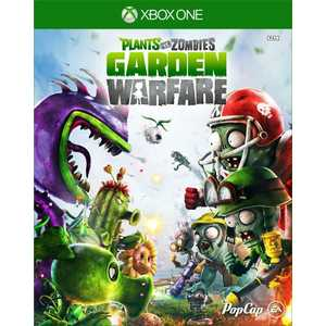 Игра для Xbox One  Plants vs. Zombies Garden Warfare (Xbox One, английская версия)
