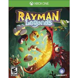 Игра для Xbox One  Rayman Legends (Xbox One, русская версия)