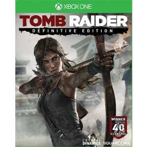 Игра для Xbox One  Tomb Rider: Definitive Edition (Xbox One, английская версия)