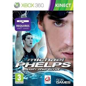 Игра для Xbox 360  Kinect Michael Phelps Push the Limit (Xbox 360, английская версия)