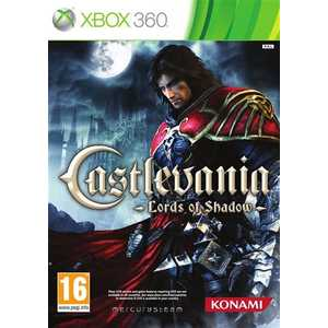 Игра для Xbox 360  Castlevania: Lords of Shadow (Xbox 360, английская версия)