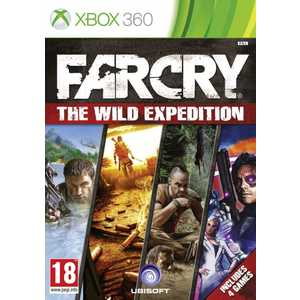 Игра для Xbox 360  Far Cry: The Wild Expedition (Xbox 360, английская версия)