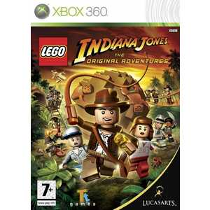 LEGO Indiana Jones: the Original Adventures (Xbox 360, английская версия)